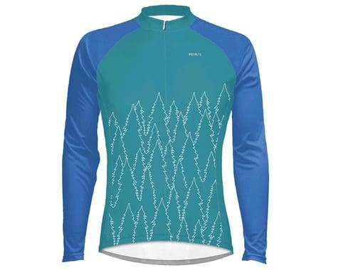 Primal Wear Men's Heavyweight Long Sleeve Jersey (Belford Blue) (S)