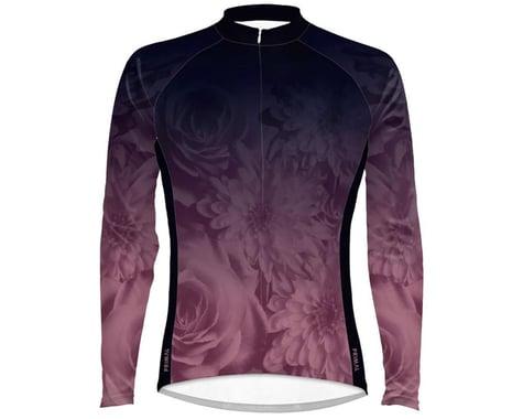 Primal Wear Women's Long Sleeve Jersey (Faded Rose) (XS)
