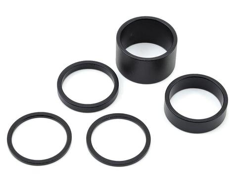 "Shimano 1-1/8"" Aluminum Spacer Set (2, 5, 10, 20mm)"