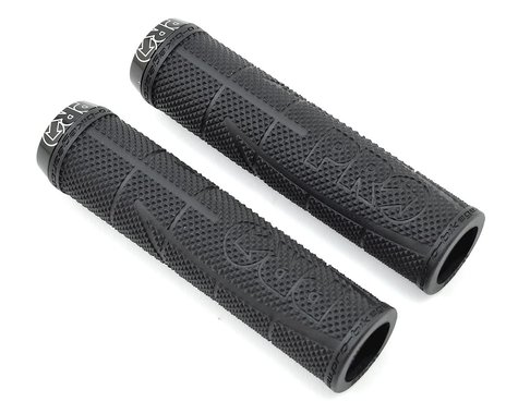 Shimano Lock-On Race Grips (Black)