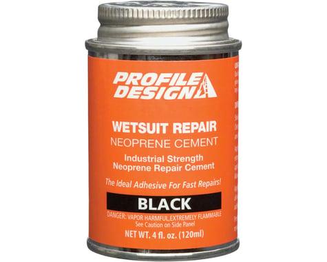 Profile Design Wetsuit Neoprene Repair Cement (4oz)