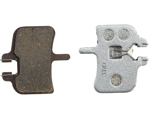 Promax Disc Brake Pads PD070S for Promax DC 600 and Hayes HFX, 9, Mag, MX1, G2,