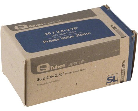 """Teravail Superlight 26"""" Inner Tube (Presta) (2.4 - 2.8"""") (32mm)"""