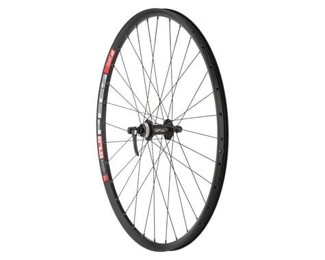"""Quality Wheels Deore M610/DT 533d Front 27.5"""" Disc Wheel (Centerlock)"""