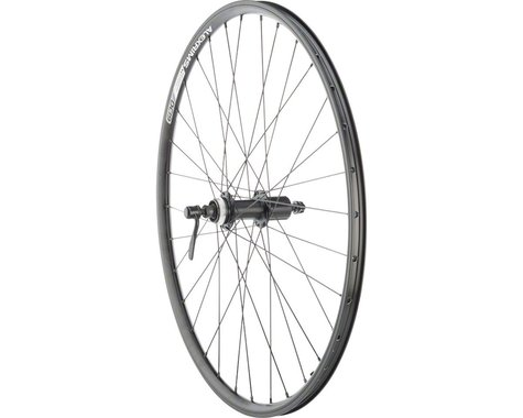 "Quality Wheels Rear Wheel (Rim & Disc Convenience) (26"") (32H) (Shimano TX505/Alex)"