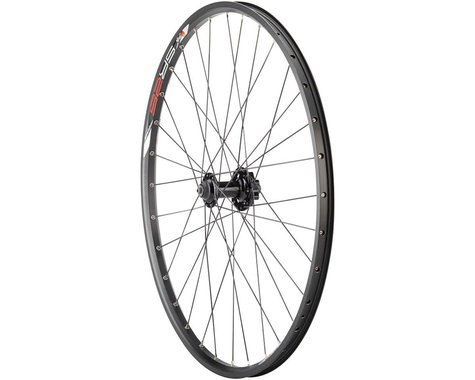 """Quality Wheels Value Double Wall Series Disc Front Wheel (26"""") (QR x 100mm)"""