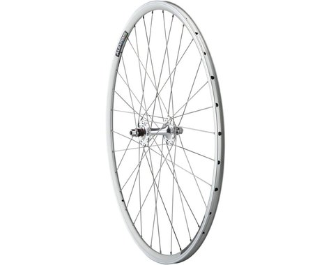 Quality Wheels Value Double Wall Series Track Front Wheel (700c)