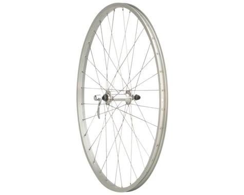 "Quality Wheels Value Series Silver Mountain Front Wheel (26"") (Formula/Alex Y2000)"