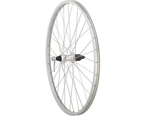 "Quality Wheels Value Series Silver Mountain Rear Wheel (26"") (Formula) (135mm) (Freehub)"
