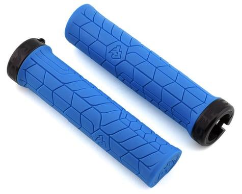 Race Face Getta Grips (Lock-On) (Blue/Black) (30mm)