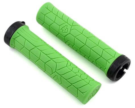 Race Face Getta Grips (Lock-On) (Green/Black) (30mm)