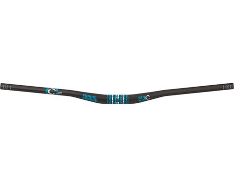 Race Face SixC Riser Carbon Handlebar (Turquoise) (31.8mm) (19mm Rise) (785mm)