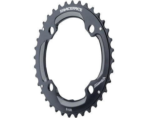Race Face Turbine 11 Speed Chainring (Black) (104mm BCD) (Offset N/A) (36T)