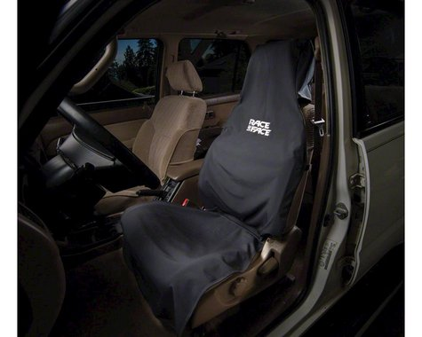 Race Face RaceFace Car Seat Cover (Black) (One Size)