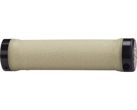 Renthal Lock-On Aramid Grips (Off White)