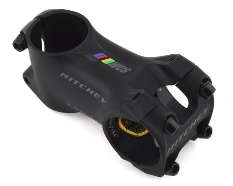 Ritchey WCS Toyon Stem w/ Top Cap (Matte Black) (31.8mm) (60mm) (6°)