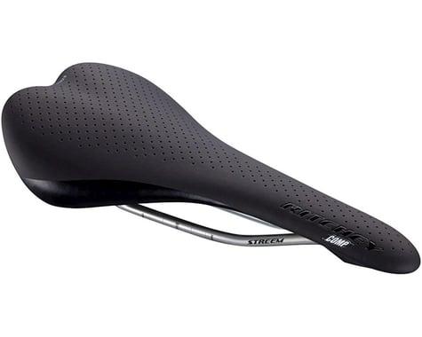Ritchey Comp Streem Saddle (Black) (Steel Rails) (132mm)
