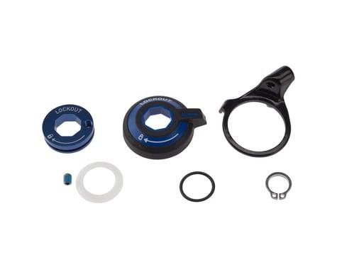 RockShox TurnKey Compression Adjuster Knob, Remote Spool & Cable Clamp Kit