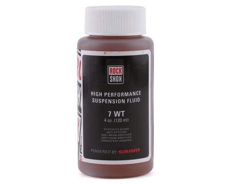 RockShox Suspension Oil (7wt) (120ml) (Rear Shock Damper)