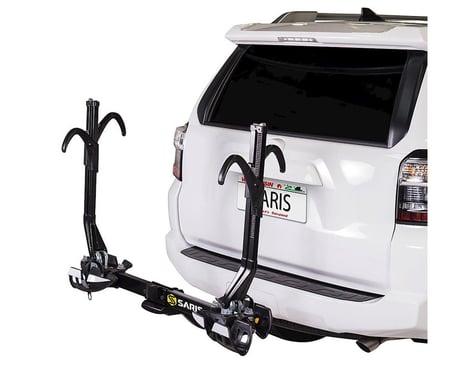 "Saris SuperClamp EX Hitch Rack (Black) (2 Bikes) (1.25 & 2"" Receiver)"