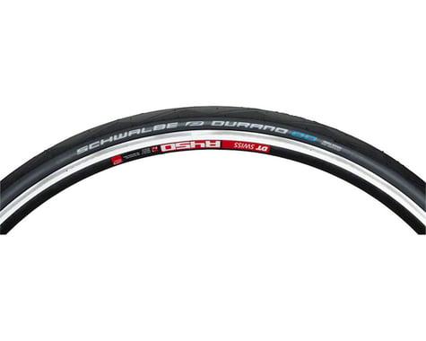 Schwalbe Durano Double Defense Road Tire (Black/Grey) (700c) (25mm)