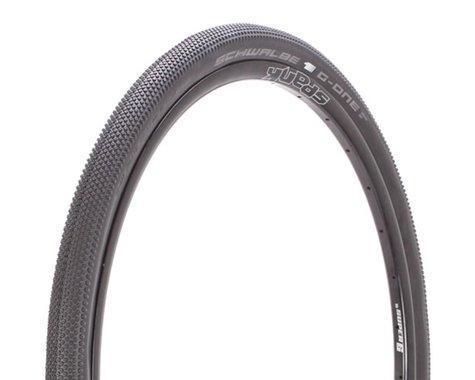 Schwalbe G-One All Around Tubeless Gravel Tire (Black) (700c) (38mm)