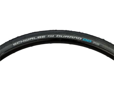Schwalbe Durano Double Defense Road Tire (Black/Grey) (700c) (28mm)