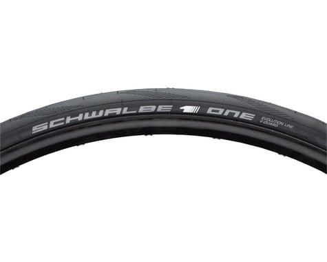 Schwalbe One Road Tire (Black) (700c) (25mm)