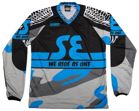 SE Racing Bikelife Jersey (Camo) (S)