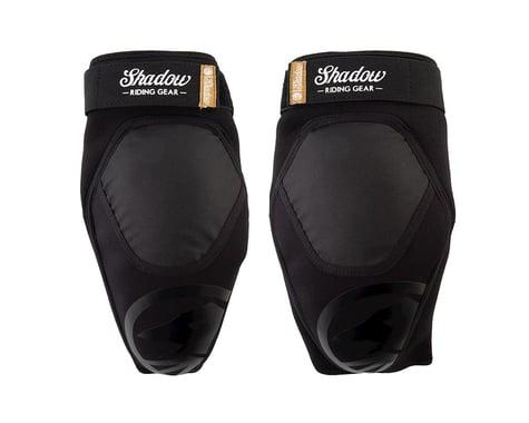 The Shadow Conspiracy Super Slim V2 Knee Pads (Black) (S)