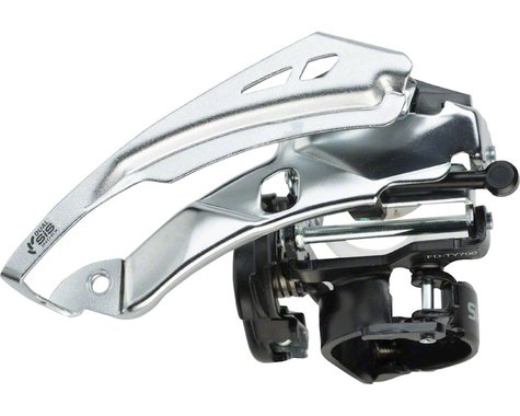 Shimano Tourney FD-TY700 Front Derailleur (3 x 7/8 Speed) (28.6/31.8/34.9mm)
