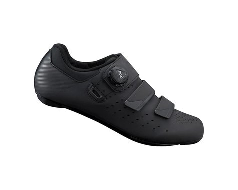 Shimano SH-RP400 Road Bike Shoes (Black) (Wide)