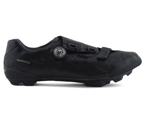 Shimano SH-RX800 Gravel Cycling Shoes (Black) (40)