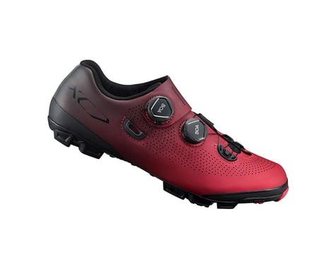 Shimano SH-XC7 Mountain Shoe (Red) (40)