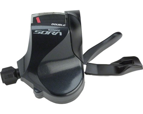 Shimano Sora SL-R3000 Flat Bar Road Shifter (Black)