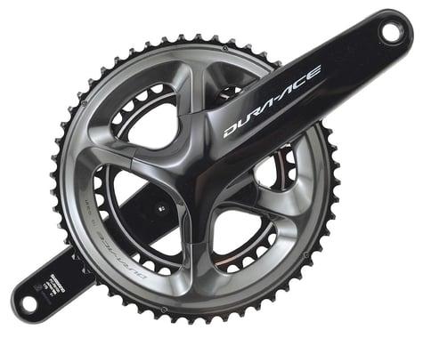 Shimano Dura-Ace FC-R9100 Crankset (Black) (2 x 11 Speed) (Hollowtech II) (175mm) (52/36T)