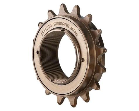 "Shimano SF-1200 Freewheel (Brown) (1/2"" x 1/8"") (18T)"