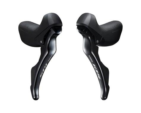 Shimano 105 ST-R7000 Shift/Brake Lever Set (Black)