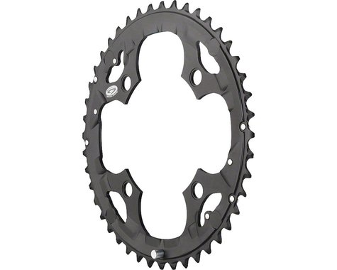 Shimano Deore M532 9-Speed Chainring (104mm BCD) (Offset N/A) (44T)