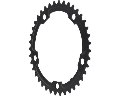 Shimano 105 5700 Chainring (Black) (130mm BCD) (Offset N/A) (39T)