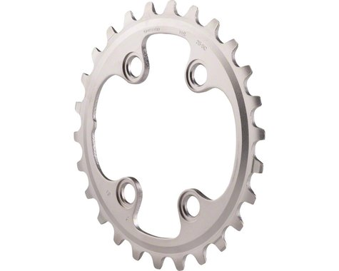 Shimano XT M8000 Inner Chainring (Silver) (64mm BCD) (Offset N/A) (26T)