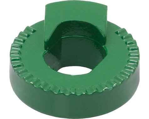 Shimano Nexus/Alfine Vertical Dropout Left Non-Turn Washer (8L Green)