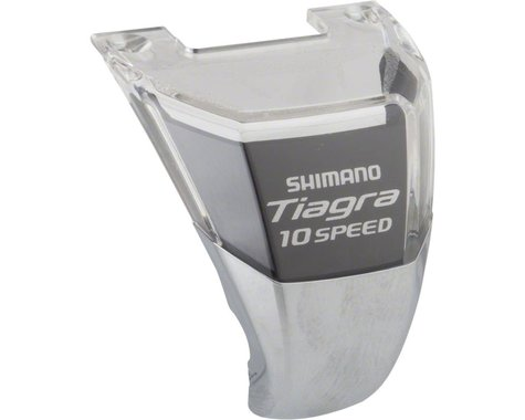 Shimano Tiagra ST-4600 STI Lever Name Plate & Fixing Screws (Right)