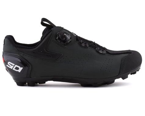 Sidi MTB Gravel Shoes (Dark Green) (38)