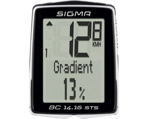 Sigma BC 14.16 STS Cycling Computer (Wireless)