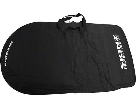 Skinz Softshell Fatbike Travel Case (Black)