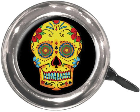 Clean Motion Swell Bell (Sugar Skull)