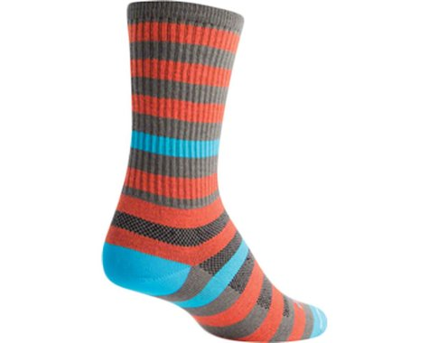 "Sockguy 6"" Socks (Metro) (L/XL)"
