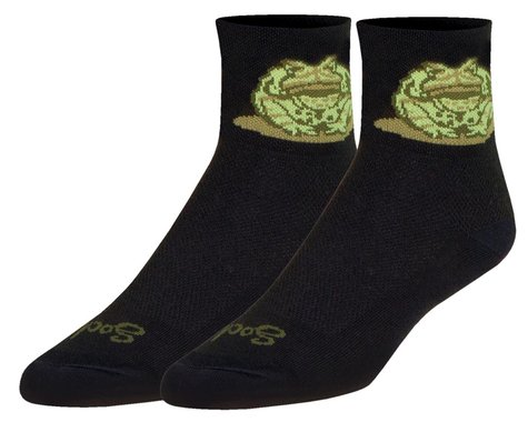 "Sockguy 3"" Socks (Lick The Toad) (S/M)"