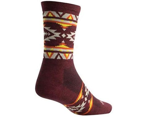 """Sockguy 6"""" Wool Socks (Tribe)"""